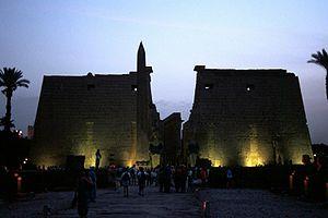 Luxor Temple 2005