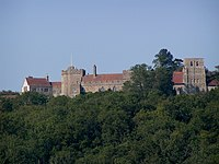 Lympne Castle - geograph.org.uk - 543875.jpg