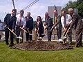 Lynn, Governor Patrick, Route 129 Groundbreaking, June 19, 2014 (14458325134).jpg