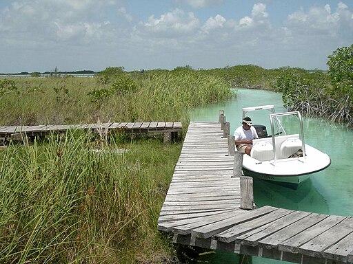 best tulum tours México Sian Ka'an Boat Tour