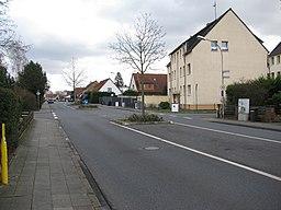Bergstraße in Garbsen