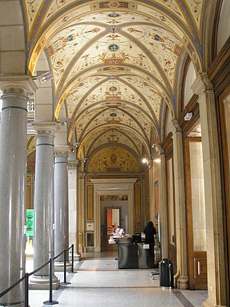 Museum of Applied Arts, Vienna - Image: M.A.K. Vienna June 2006 010