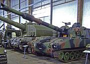M109 und Pzkanone68