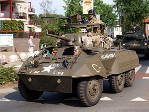M8 Greyhound, C-24, USA 6032597-S, Bridgehead 2011 pic2.JPG