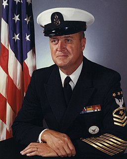 Robert Walker (sailor) American Master Chief Petty Officer of the Navy