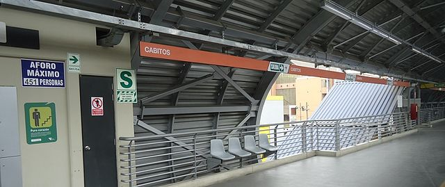 Metro, Los Cabitos, Linea 1