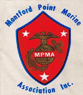 Montford Point Marine Association nonprofit military veterans organization