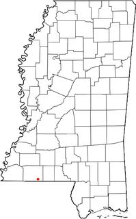 Gillsburg, Mississippi town in Mississippi