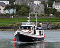 MV 'Salutay' entering Bangor harbour - geograph.org.uk - 1402235.jpg
