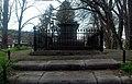 Maastricht, Waldeckpark, cenotaaf Des Tombe 02.JPG