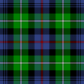 Mackenzie (and Seaforth Highlander) tartan.png