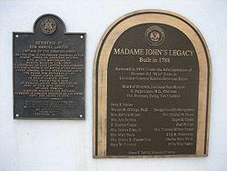 Madame John S Legacy Wikipedia