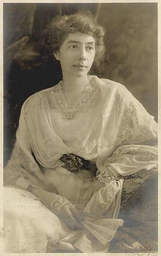 Madeline McDowell Breckinridge - Image: Madeline Mc Dowell Breckinridge c 1900