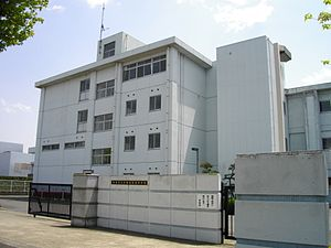Maebashi Seiryo High School.JPG