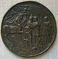 Maestro della leggenda di orfeo, il centauro chirone accetta achille per educarlo, 1500-1525 circa.JPG