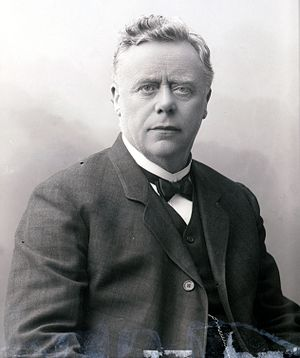 Norwegian parliamentary election, 1912 - Image: Magnus Halvorsen
