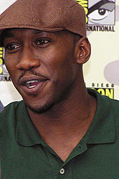 Photo o Mahershala Ali in 2010.