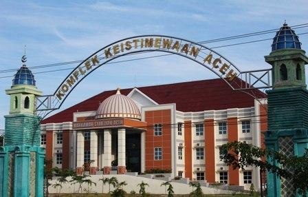 Mahkamah Syariyah Aceh