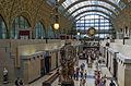 Main hall of the Musée d'Orsay, Paris 13 June 2015.jpg