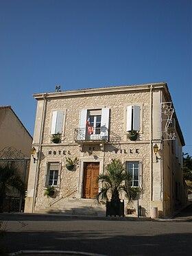 Mairie de Donzère