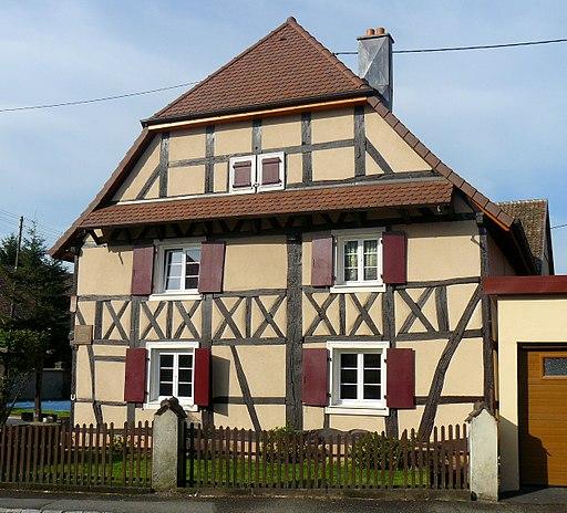 Maison ancienne Reiningue 2008