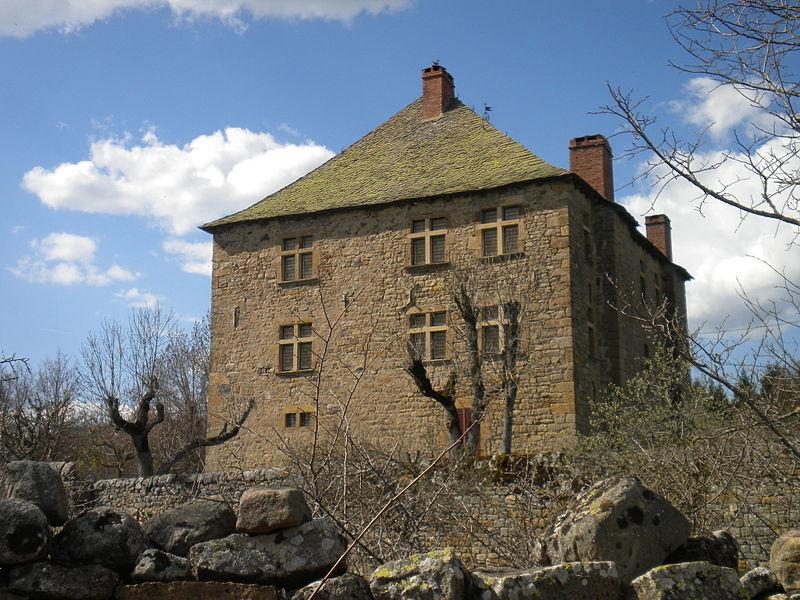Maison forte de Bahours