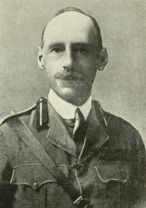 G. F. Gorringe - Gorringe in about 1917