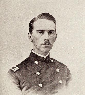 Oliver Bosbyshell - Major Oliver Bosbyshell