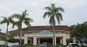 Malacca General Hospital main building