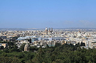 Hamrun Local council in Southern Region, Malta