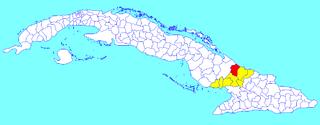 Manatí, Cuba Municipality in Las Tunas, Cuba