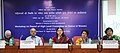 Maneka Sanjay Gandhi addressing at the Workshop to discuss recommendations of High Level Committee on status of women, in New Delhi. The Chairperson of HLC, Ms. Pam Rajput, the Secretary.jpg