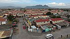 Social housing in Manenberg
