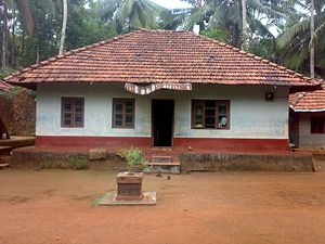 Dakshina Kannada - Traditional house in Puttur