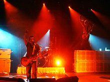 Concerto finale del Past-Present-Future tour a Londra, 19 aprile 2005