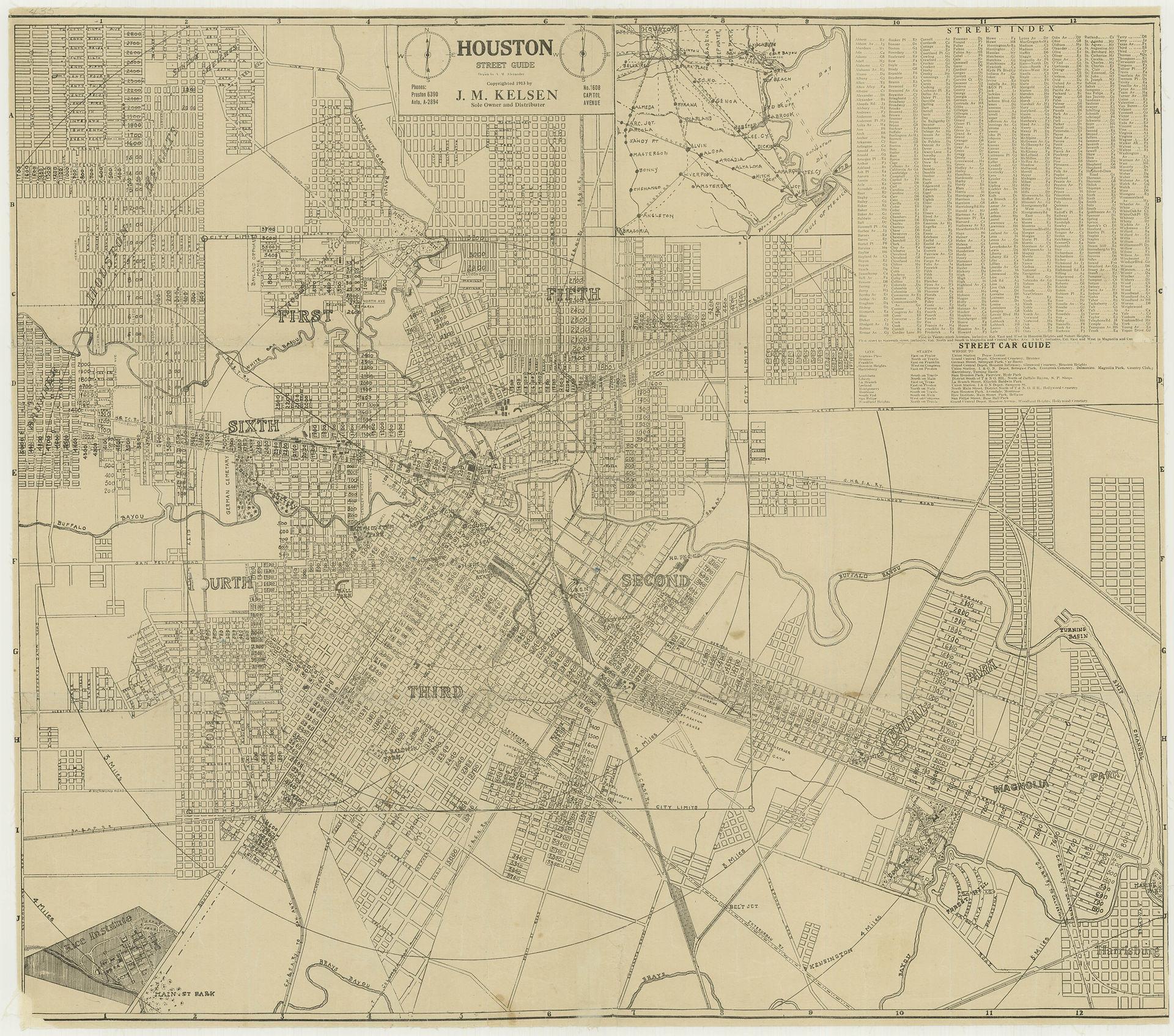 Wards Of Houston  Wikipedia
