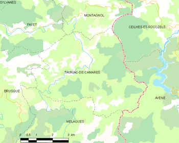 Map commune FR insee code 12275.png