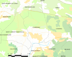 Map commune FR insee code 30082.png