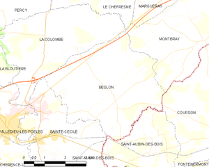 Map commune FR insee code 50048.png