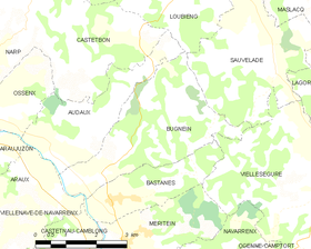 Map commune FR insee code 64149.png
