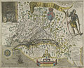 Map of Virginia - Travels through Virginia (1618), ff.14v-15 - BL Sloane MS 1622.jpg