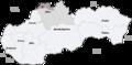 Map slovakia turzovka.png