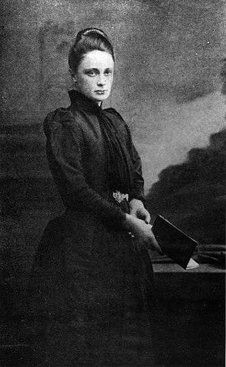 Margaret Benson - Image: Margaret Benson