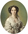 Maria Alexandrovna by anonim after Winterhalter (after 1857, Kadriorg).jpg