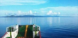 Marinduque - Image: Marinduque Island