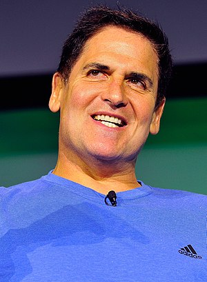 Mark Cuban - Cuban in San Francisco, California, September 8, 2014