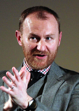 "Mark Gatiss at ""A Scandal in Belgravia"" episode screening Mark Gatiss at A Scandal in Belgravia screening.png"