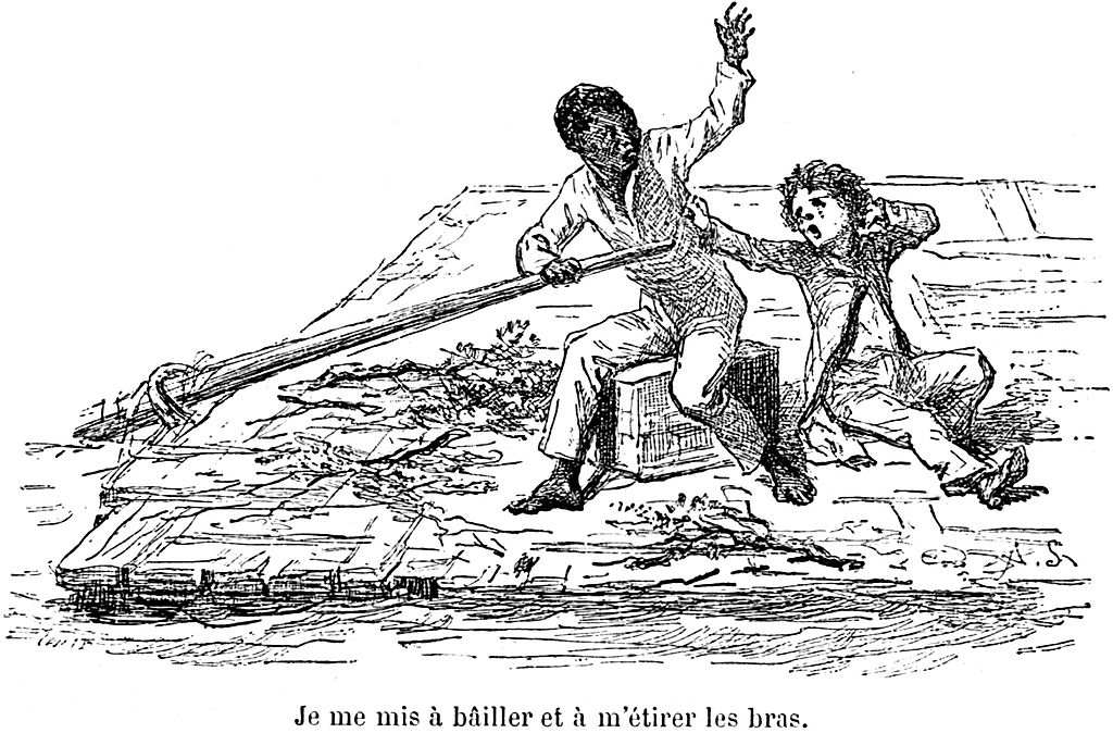 huck finn as a social protest The boy murderers: what mark twain and huckleberry finn really that the individual responsible for transforming a peaceful protest into a riot was a black man.
