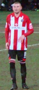 Mark Yeates Irish association football player