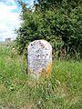 Marker stone near Upwey - geograph.org.uk - 1359545.jpg
